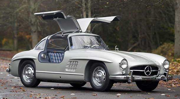 Mercedes 300 SL Gullwing 1955