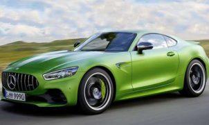 AMG GT Coupé 2022