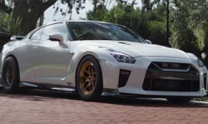 Nissan GT-R R35 by T1 Race Development