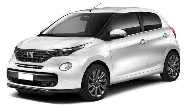 Nuova Fiat Uno