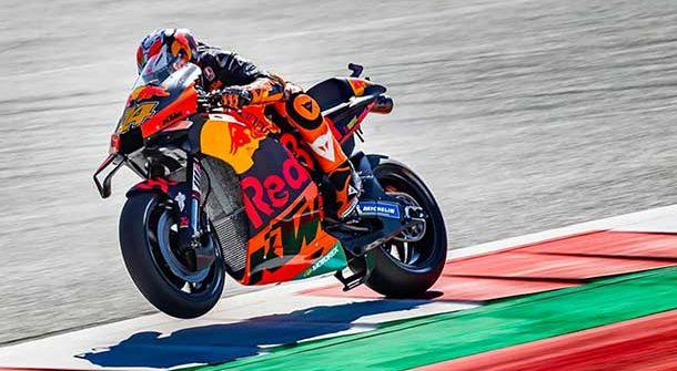 MotoGP Spielberg - Pol Espargarò