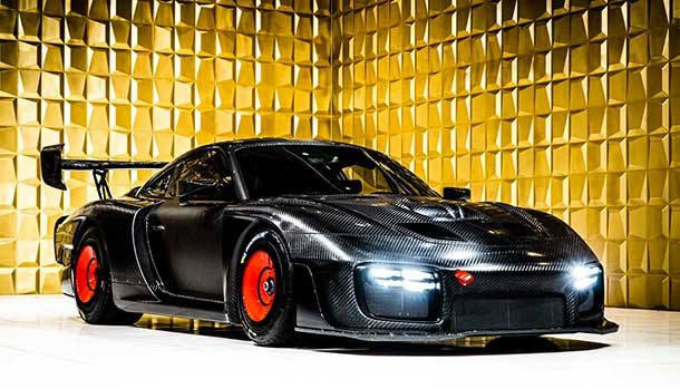Porsche 935 full carbon