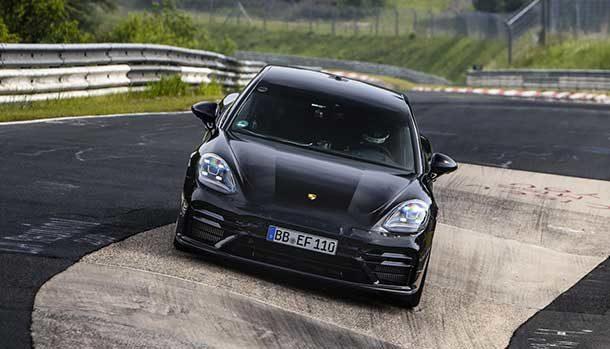 Porsche Panamera Turbo 2021