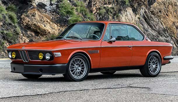BMW 3.0 CS by SpeedKore