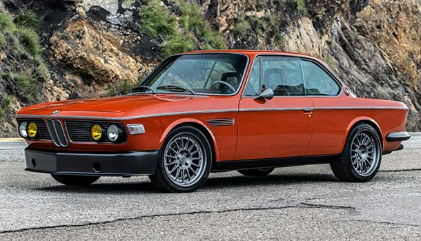 BMW 3.0 CS by SpeedKore