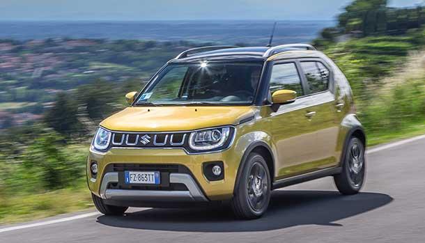Nuova Suzuki Ignis Hybrid