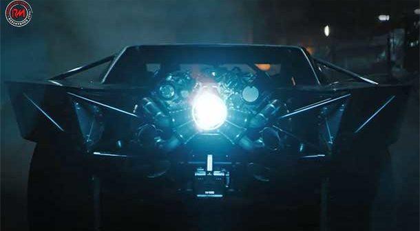 The Batman - Batmobile