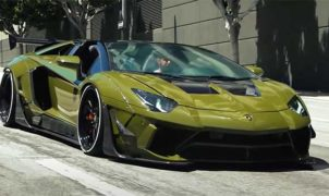 Tuning Lamborghini Aventador SVJ by RDBLA