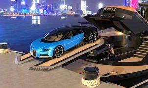 Xenos Super Yacht Bugatti Chiron