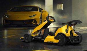 Xiaomi Ninebot GoKart Lamborghini Edition