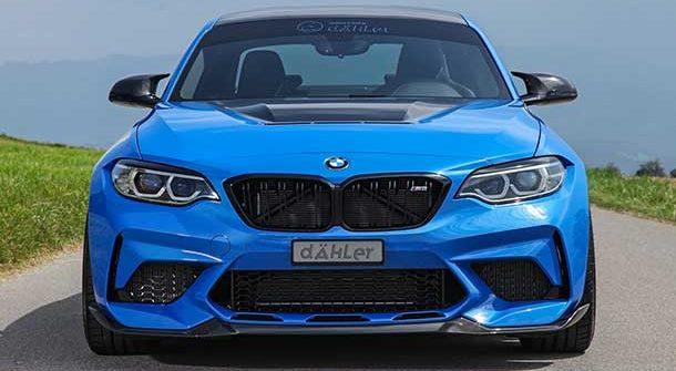 Elaborazione BMW M2 CS