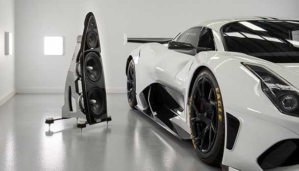 Brabham BT62 - Kyron Audio
