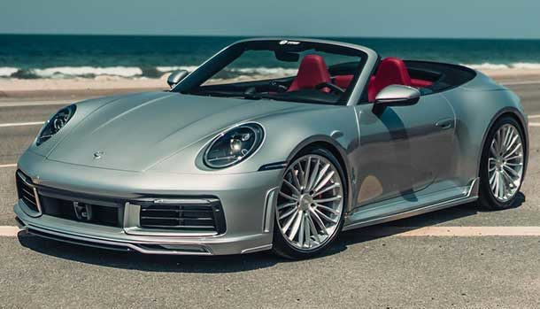 TechArt Porsche 911 Cabriolet