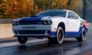 Dodge Challenger Mopar Drag Pack 2021
