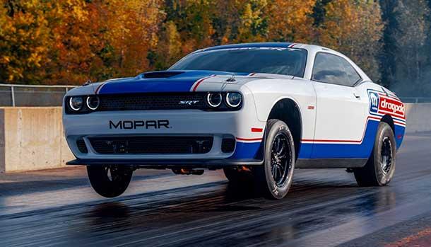 Dodge Challenger Mopar Drag Pack 2021