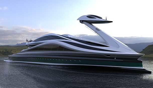 Avanguardia Mega Yacht
