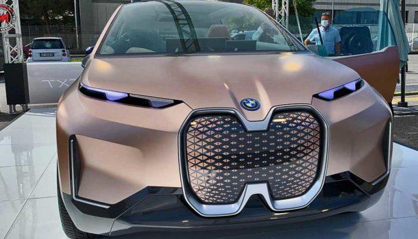 BMW ElectrifYou - Roma