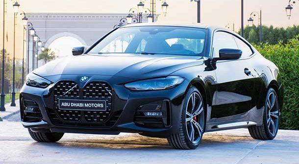BMW Serie 4 Coupè Dark Edition 2021