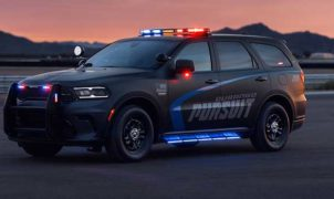 Dodge Durango Pursuit 2021