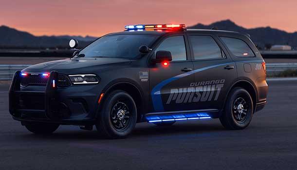 Dodge Durango Pursuit 2021