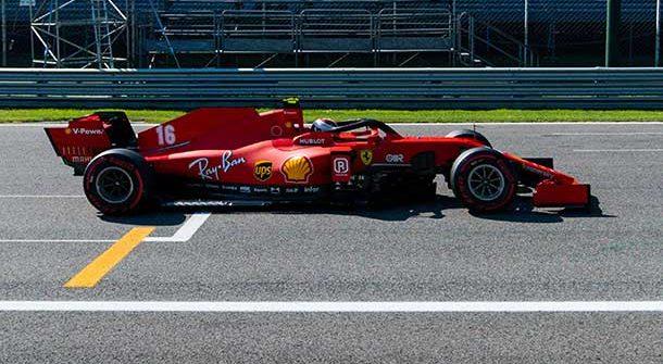 Ferrari F1 - Monza