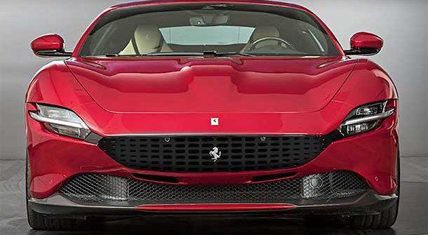 Ferrari Roma - Frank Stephenson