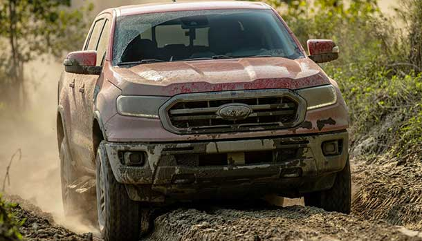 Ford Ranger Tremor