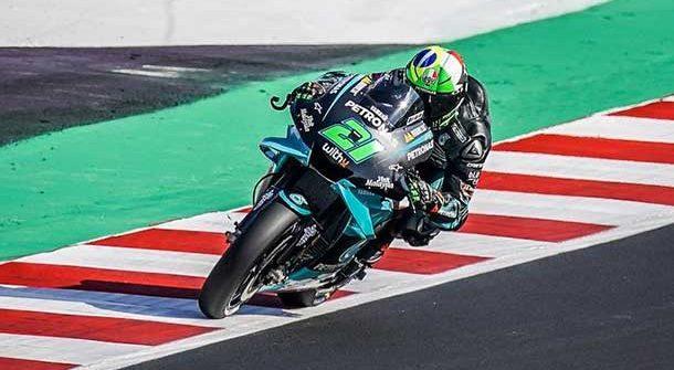 Franco Morbidelli - Misano MotoGP