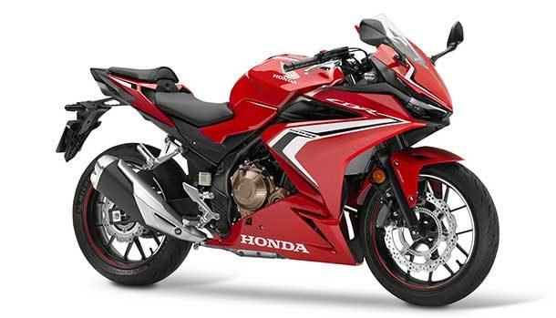 Honda CBR500R 2021