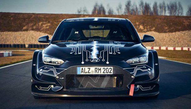 Hyundai RM20e Racing Midship