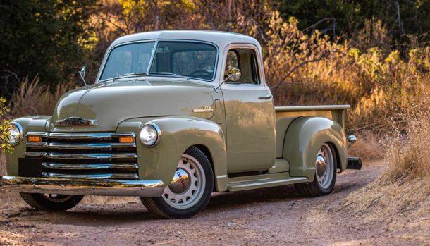 Chevrolet Thriftmaster Old School Edition Restomod