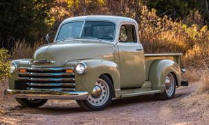 Chevrolet Thriftmaster Old School Edition Restomod