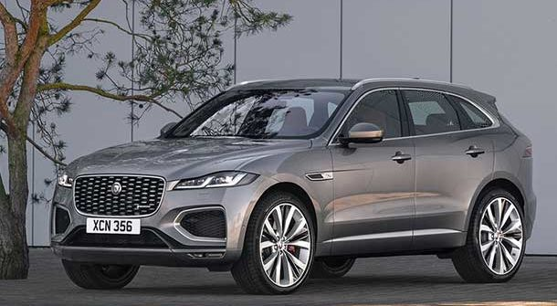 Jaguar F-Pace 2021