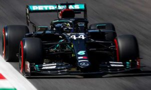 Lewis Hamilton - Monza
