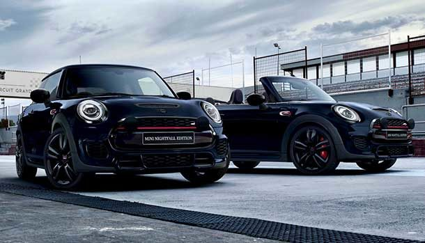 Mini JCW Nightfall Edition