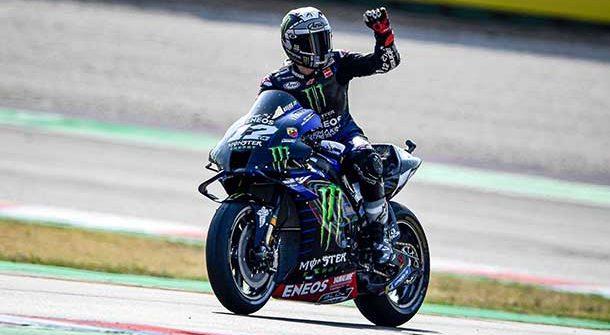 Maverick Vinales - Misano MotoGP