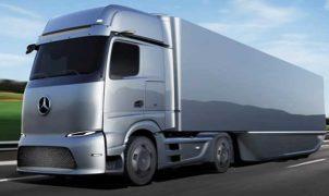 Mercedes GenH2 - Veicoli industriali
