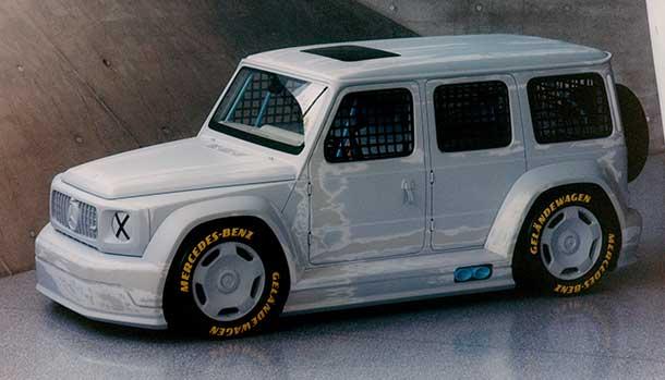 Classe G Project Geländewagen