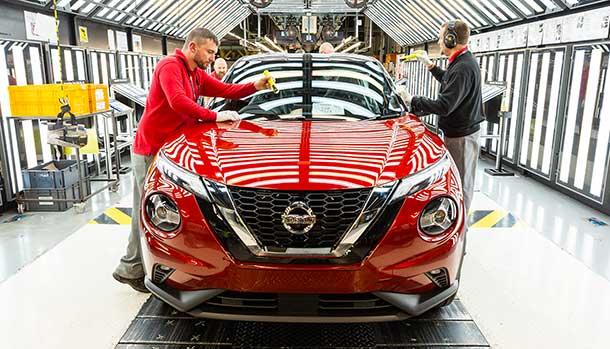 Nissan Juke 2-Tone