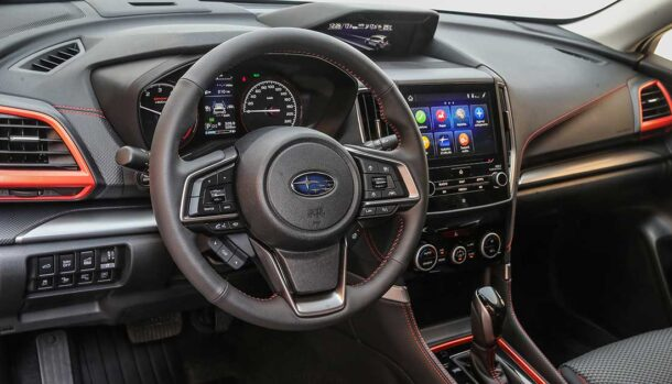 Nuova Subaru Forester 4Dventure