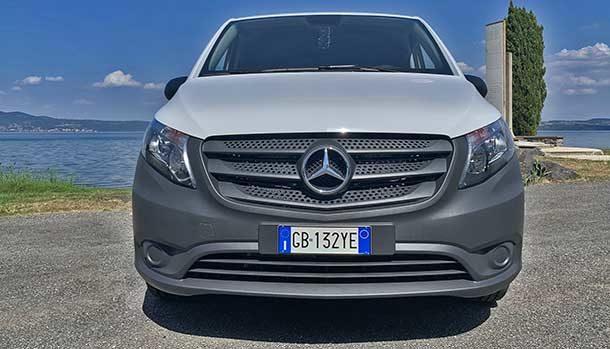 Nuovo Mercedes Vito