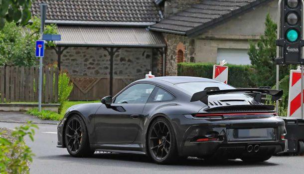Porsche 911 GT3 Serie 992