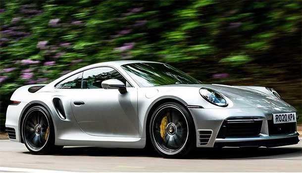 Porsche 959 - 911 Turbo S
