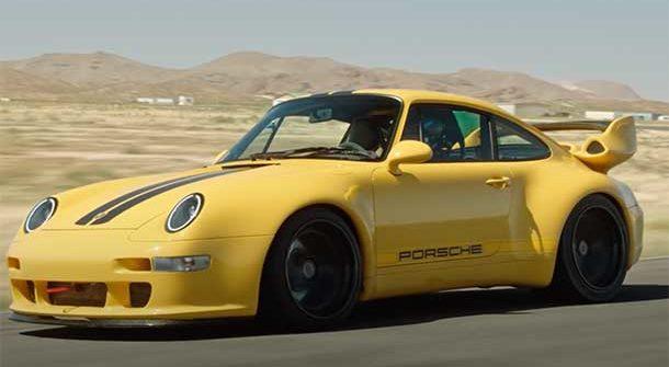 Porsche 993 remastered by Gunther Werks