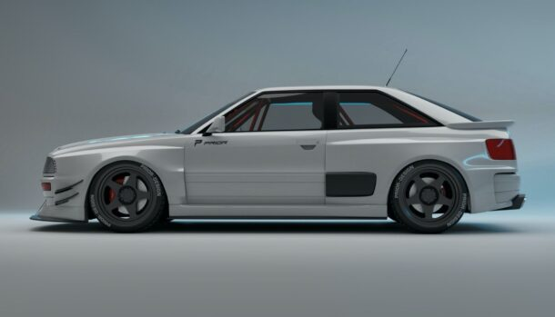Audi RS2 Coupe by Prior Design