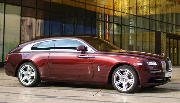 Rolls-Royce Wraith Shooting Brake