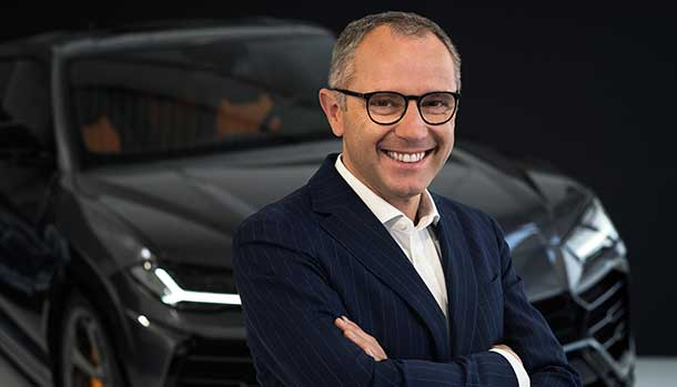 Stefano Domenicali - CEO F1