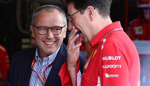 F1, ufficiale: Stefano Domenicali è il prossimo CEO del Circus