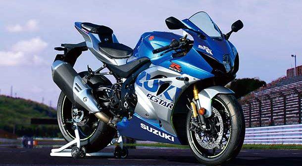 Suzuki GSX-R1000R Anniversary