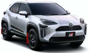 Toyota Yaris Cross TRD
